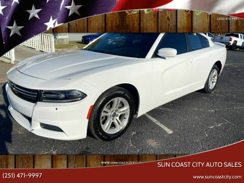 2017 Dodge Charger for sale at Sun Coast City Auto Sales in Mobile AL