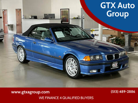 1999 BMW M3 for sale at GTX Auto Group in West Chester OH