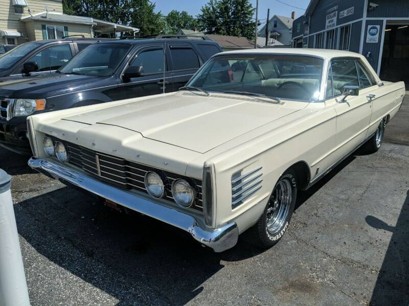 1965 Mercury Marauder for sale at Richland Motors in Cleveland OH