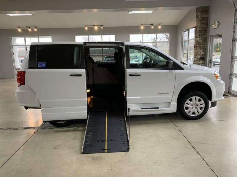 2019 Dodge Grand Caravan for sale at Bud & Doug Walters Auto Sales in Kalamazoo MI