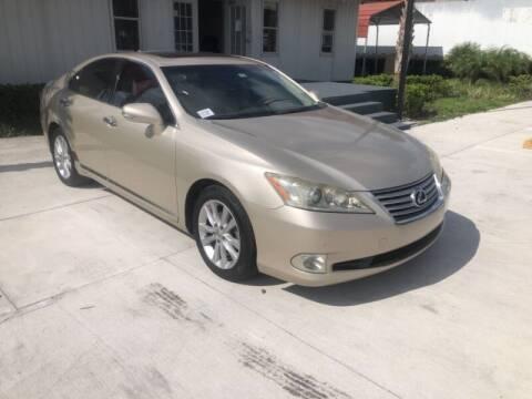 2010 Lexus ES 350 for sale at Empire Automotive Group Inc. in Orlando FL