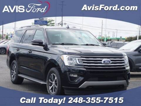 2018 Ford Expedition for sale at Work With Me Dave in Southfield MI