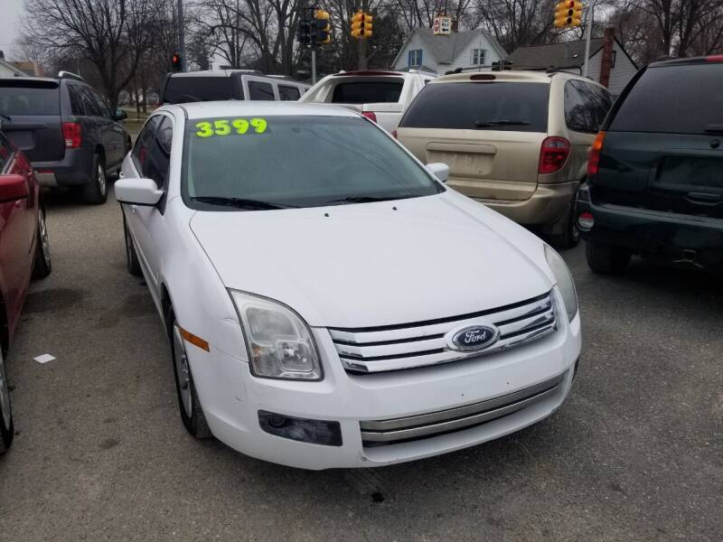 2007 Ford Fusion for sale at D & D All American Auto Sales in Mt Clemens MI