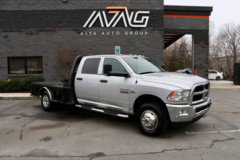 2018 RAM Ram Chassis 3500 for sale at Alta Auto Group LLC in Concord NC
