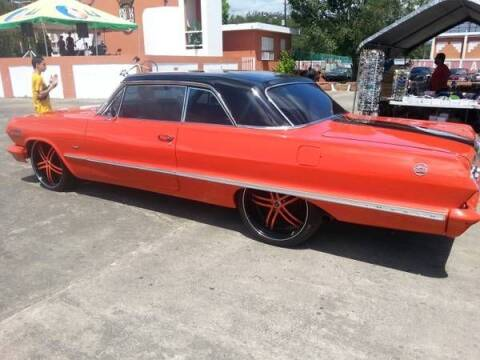 1963 Chevrolet Impala for sale at Haggle Me Classics in Hobart IN