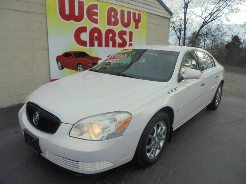 2006 Buick Lucerne for sale at Right Price Auto Sales in Murfreesboro TN