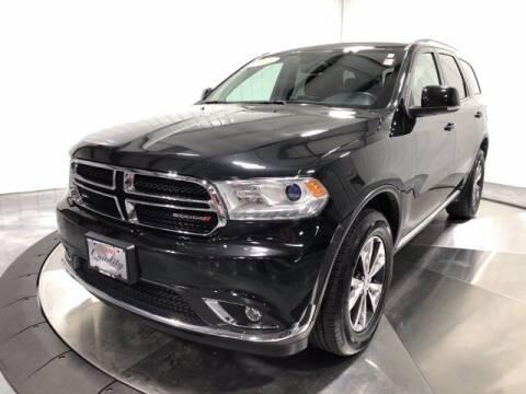 2016 Dodge Durango for sale at HILAND TOYOTA in Moline IL