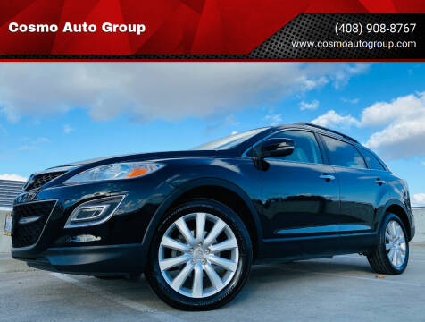 2010 Mazda CX-9 for sale at Cosmo Auto Group in San Jose CA