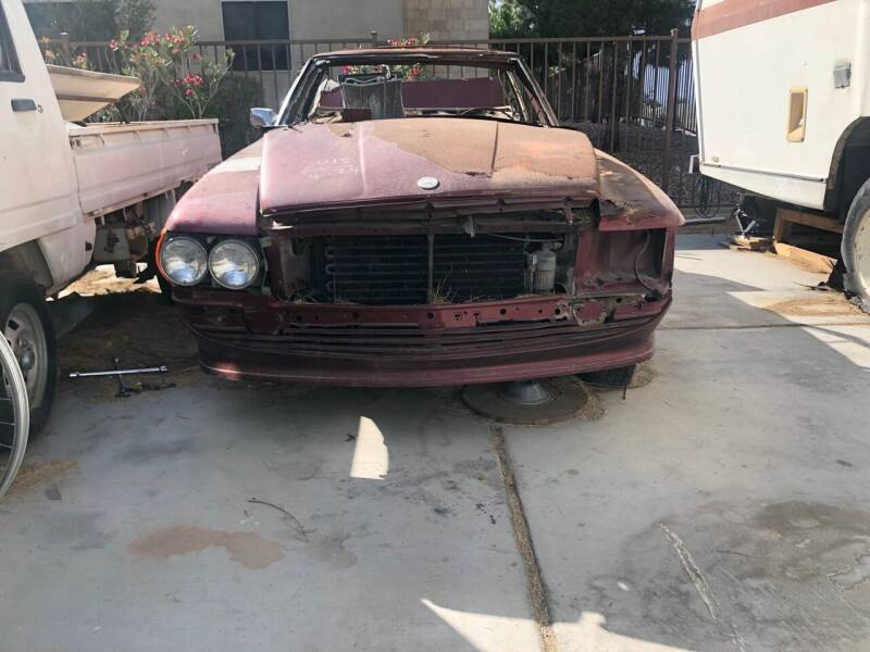 1974 Mercedes-Benz 450 SL for sale in Henderson, NV
