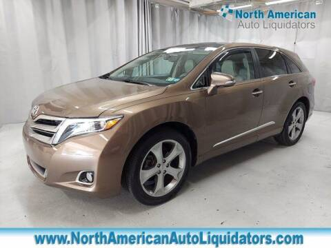2013 Toyota Venza for sale at North American Auto Liquidators in Essington PA