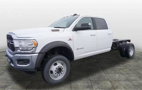 2022 RAM Ram Chassis 5500 for sale at Trucksmart Isuzu in Morrisville PA