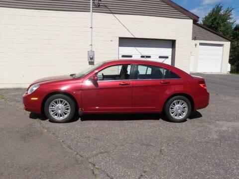 2008 Chrysler Sebring for sale at Wolcott Auto Exchange in Wolcott CT