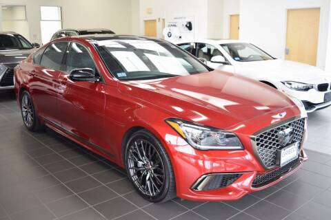 2019 Genesis G80 for sale at BMW OF NEWPORT in Middletown RI