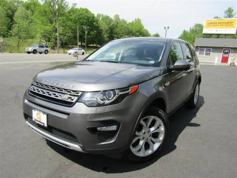 2015 Land Rover Discovery Sport for sale at Guarantee Automaxx in Stafford VA