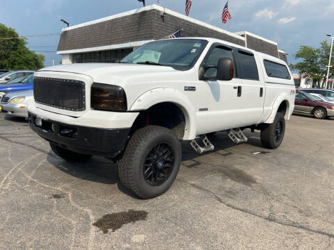 2006 Ford F-250 Super Duty for sale at Top Notch Auto Brokers, Inc. in Palatine IL