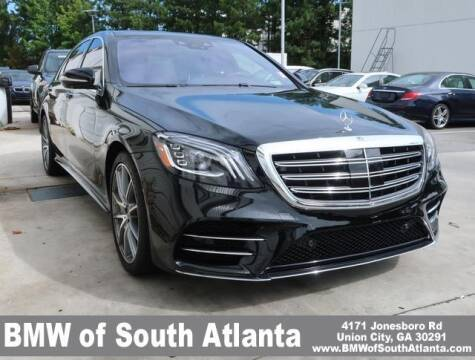 2020 Mercedes-Benz S-Class for sale at Carol Benner @ BMW of South Atlanta in Union City GA