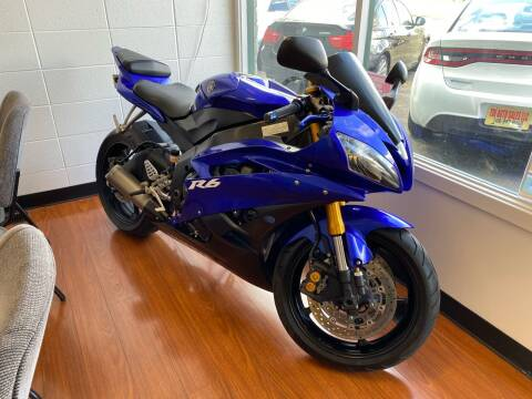 2006 Yamaha R6 for sale at TDI AUTO SALES in Boise ID