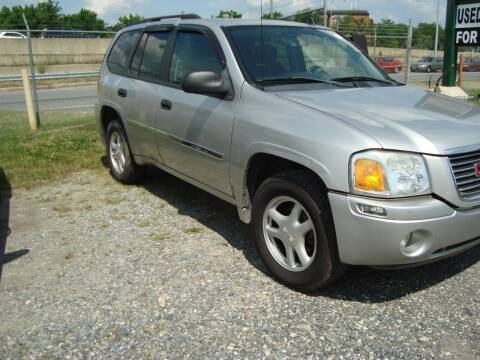2008 GMC Envoy for sale at Branch Avenue Auto Auction in Clinton MD