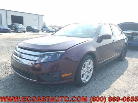 2011 Ford Fusion for sale at East Coast Auto Source Inc. in Bedford VA