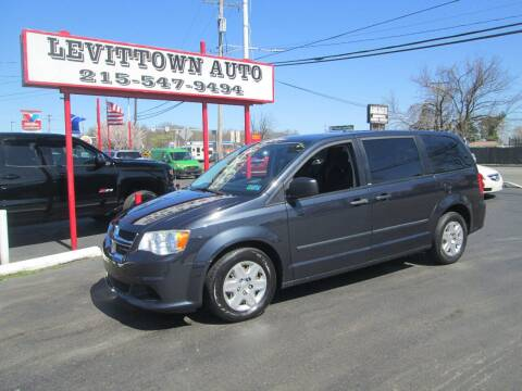 2013 Dodge Grand Caravan for sale at Levittown Auto in Levittown PA
