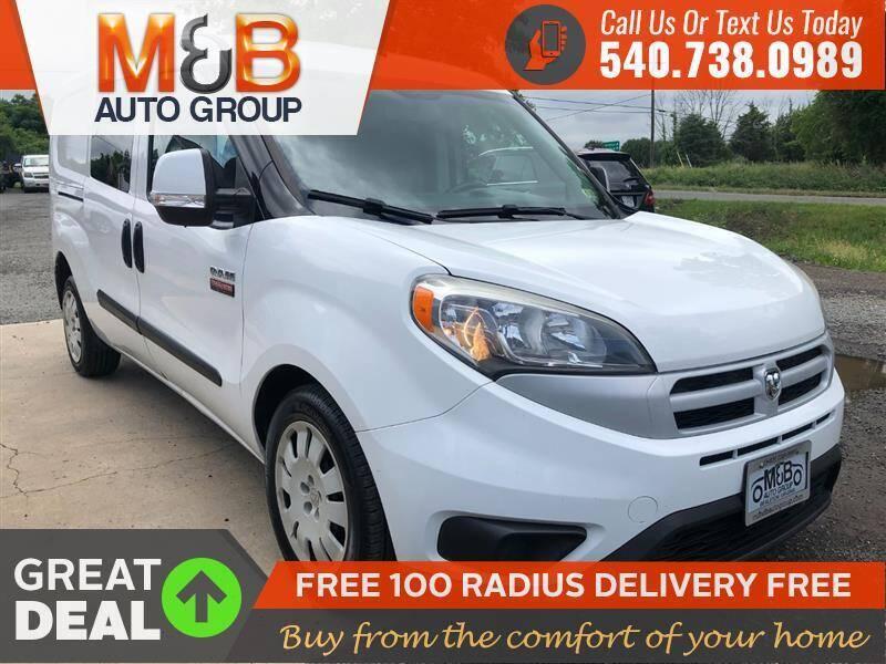 2017 RAM ProMaster City Cargo for sale in Bealeton, VA
