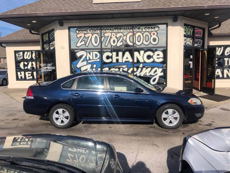 2011 Chevrolet Impala for sale at Kentucky Auto Sales & Finance in Bowling Green KY