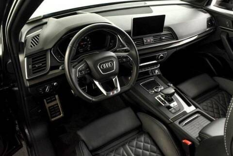 2019 Audi SQ5 for sale at CU Carfinders in Norcross GA