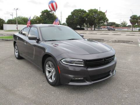2018 Dodge Charger for sale at United Auto Center in Davie FL