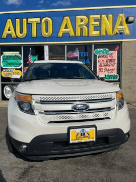 2011 Ford Explorer for sale at Auto Arena in Fairfield OH