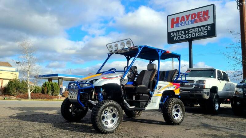 2006 Yamaha Rhino YXR660 for sale at Hayden Cars in Coeur D Alene ID