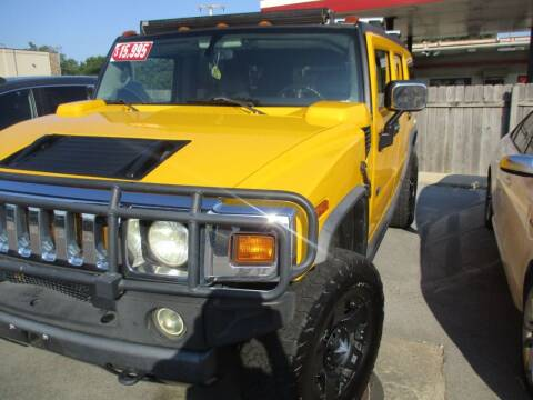 2003 HUMMER H2 for sale at Z Motors in Chattanooga TN