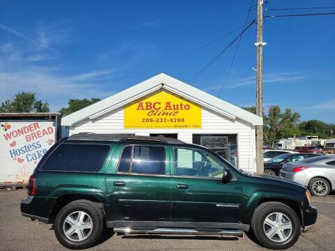 2004 Chevrolet TrailBlazer EXT for sale at ABC AUTO CLINIC in Chubbuck ID