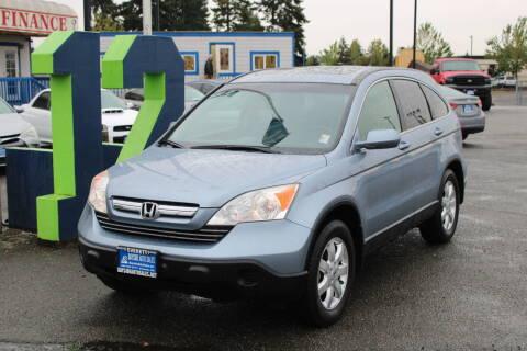 2009 Honda CR-V for sale at BAYSIDE AUTO SALES in Everett WA