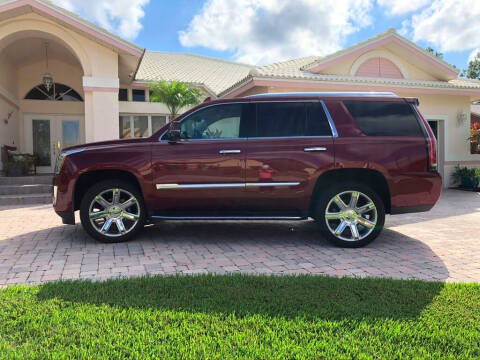 2018 Cadillac Escalade for sale at Bcar Inc. in Fort Myers FL