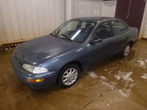 1994 GEO Prizm for sale at East Coast Auto Source Inc. in Bedford VA