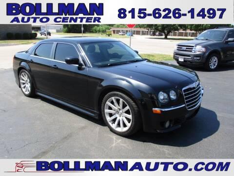 2007 Chrysler 300 for sale at Bollman Auto Center in Rock Falls IL