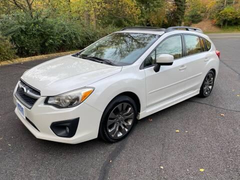 2013 Subaru Impreza for sale at Car World Inc in Arlington VA