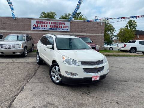 2010 Chevrolet Traverse for sale at Brothers Auto Group in Youngstown OH