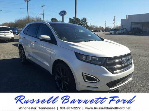 2015 Ford Edge for sale at Oskar  Sells Cars in Winchester TN