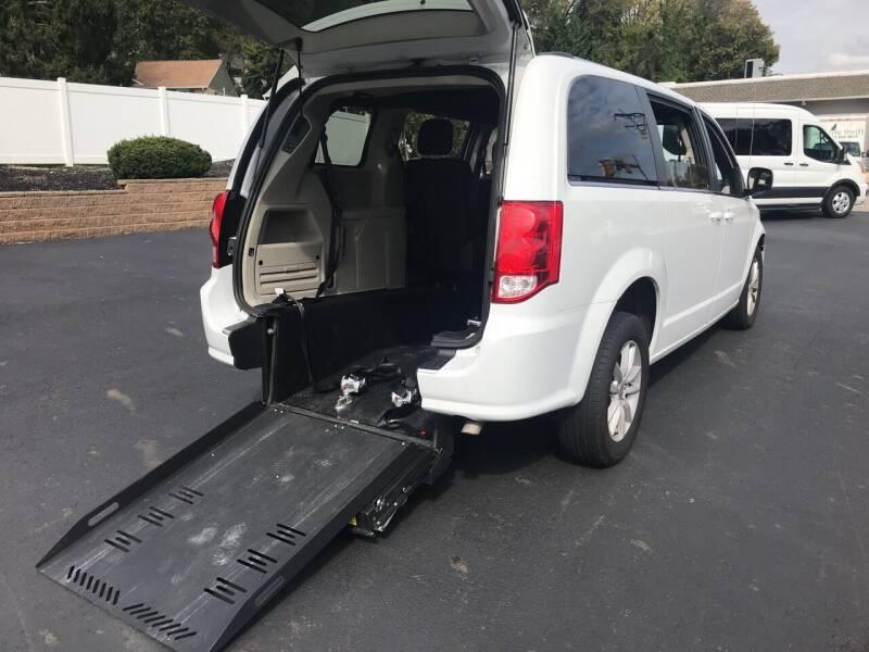 2019 Dodge Grand Caravan for sale at CARSTORE OF GLENSIDE in Glenside PA