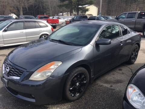 2008 Nissan Altima for sale at Official Auto Sales in Plaistow NH