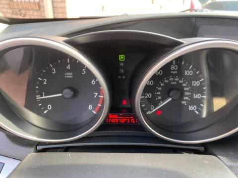 2010 Mazda MAZDA3 for sale at Wilkinson Used Cars in Milledgeville GA