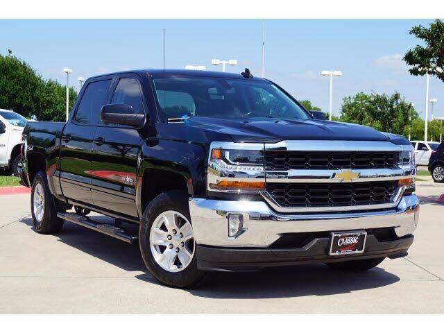 2018 Chevrolet Silverado 1500 for sale in Arlington, TX