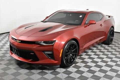 2016 Chevrolet Camaro for sale at CU Carfinders in Norcross GA
