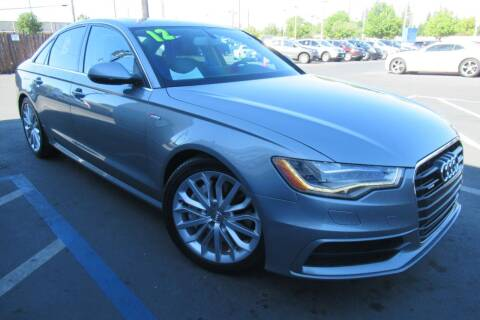 2012 Audi A6 for sale at Choice Auto & Truck in Sacramento CA