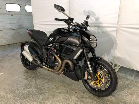 2012 Ducati Diavel for sale at Kent Road Motorsports in Cornwall Bridge CT