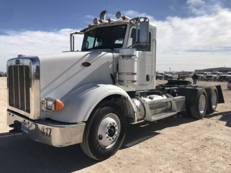 2010 Peterbilt 367 for sale at HAMPTON TRUCK SALES COMPANY in Idaho Falls ID