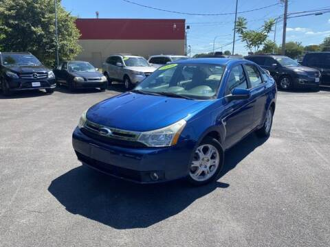 2008 Ford Focus for sale at CARMART Of New Castle in New Castle DE