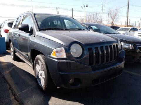 2008 Jeep Compass for sale at Auto Plaza in Irving TX