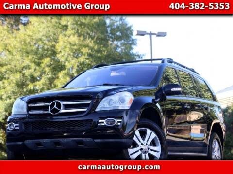 2008 Mercedes-Benz GL-Class for sale at Carma Auto Group in Duluth GA
